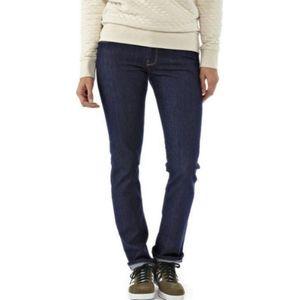 Patagonia Organic Cotton Straight Leg Jeans size31